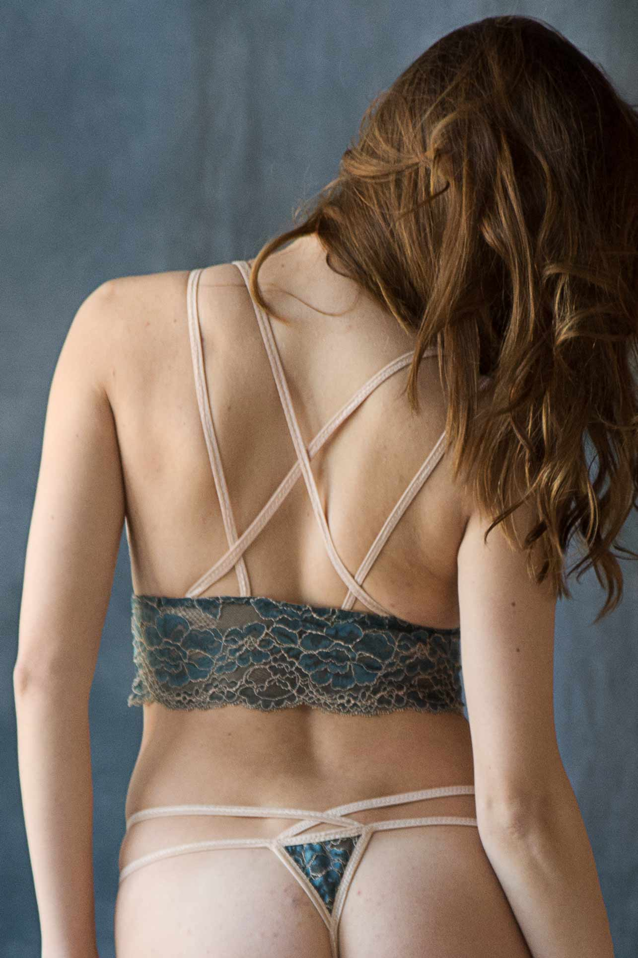86379b5e44 Bralette Outfits Ideas - How to Style a Bralette
